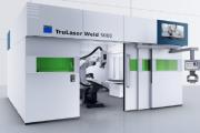 Buňka pro laserové svařování