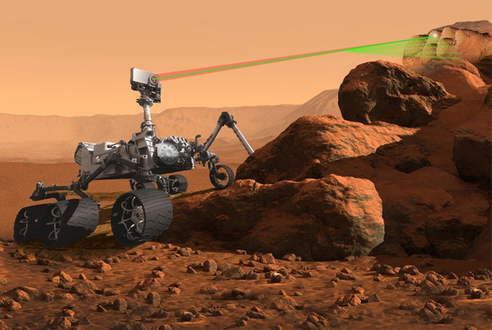 Perserverance Mars 2020 Rover