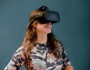 Headset pro VR Oculus Rift S